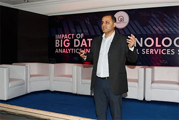 Impact of Big Data Analytics on Financial Services